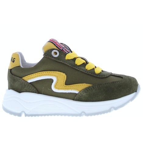 Red Rag 13059 553 kaki Sneakers Sneakers