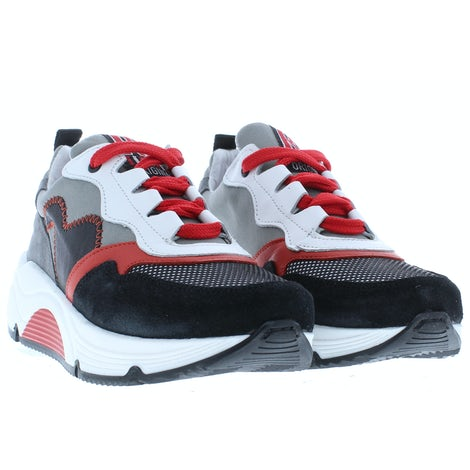 Red Rag 13089 499 red combi Sneakers Sneakers
