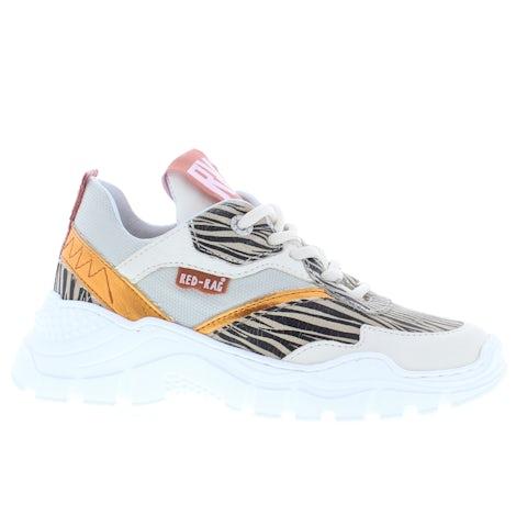 Red Rag 13090 859 silver fanta Sneakers Sneakers