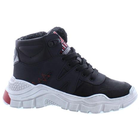 Red Rag 13117 929 black Booties Booties