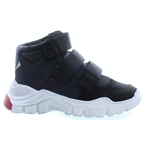 Red Rag 13119 929 black Klittebandschoenen Klittebandschoenen
