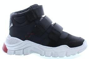 Red Rag 13119 929 black Jongensschoenen Klittebandschoenen