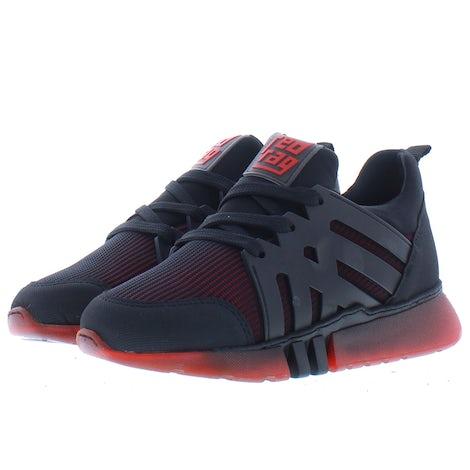 Red Rag 13557 490 red combi Sneakers Sneakers