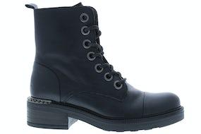 Red Rag 71150 922 black Damesschoenen Booties