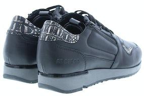 Red Rag 76772 992 black Damesschoenen Sneakers