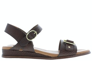 Red Rag 79344 739 dark brown Damesschoenen Sandalen