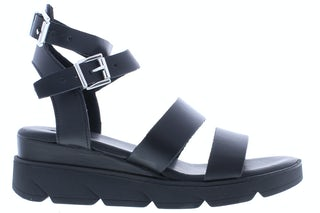 Red Rag 79384 922 black Damesschoenen Sandalen