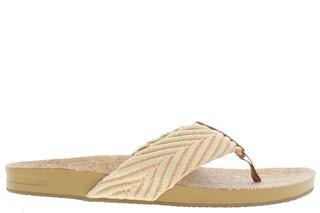 Reef Cushion strand vintage coral CI3771 Damesschoenen Slippers