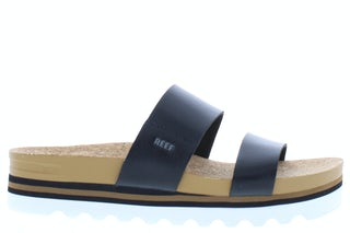 Reef Cushion vista HI black RF0A3YP5BLA Damesschoenen Slippers