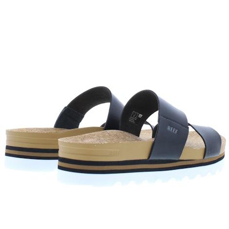 Reef Cushion vista HI black RF0A3YP5BLA Slippers Slippers