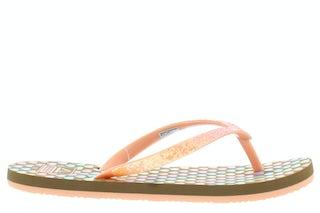 Reef Stargazer prints mini hearts C14109 Meisjesschoenen Sandalen en slippers