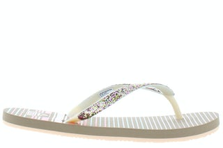 Reef Stargazer prints peach stripes C14104 Meisjesschoenen Sandalen en slippers
