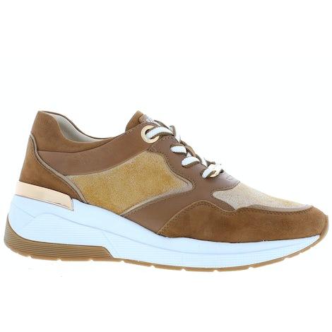 Regarde le Ciel Alyson 20 cognac Sneakers Sneakers