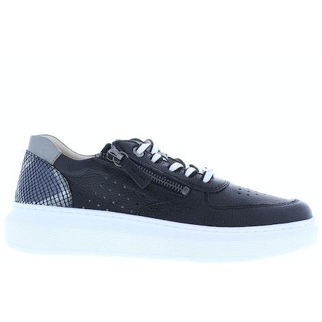 Regarde le Ciel Samia 12 black combi Sneakers Sneakers