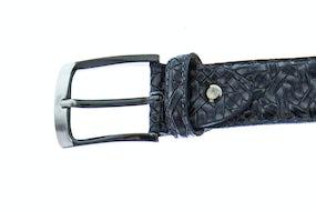 Rehab Belt weave 420 2200 DGRY Herenschoenen Riemen