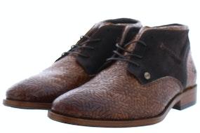 Rehab Salvador weave brown Herenschoenen Boots
