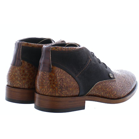 Rehab Salvador weave brown Boots Boots