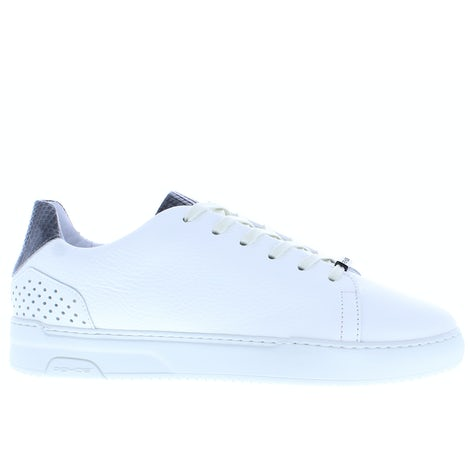 Rehab Teagan lizard 21 white dk grey Sneakers Sneakers
