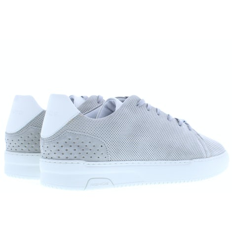 Rehab Teagan vint perf light grey Sneakers Sneakers