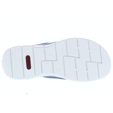 Rieker 25199-14 Denim/Jeans Slippers Slippers