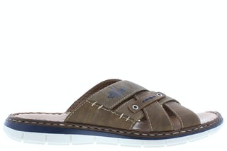 Rieker 25199-24 Zimt/Reh Herenschoenen Slippers