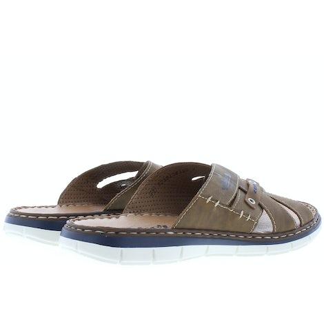 Rieker 25199-24 Zimt/Reh Slippers Slippers