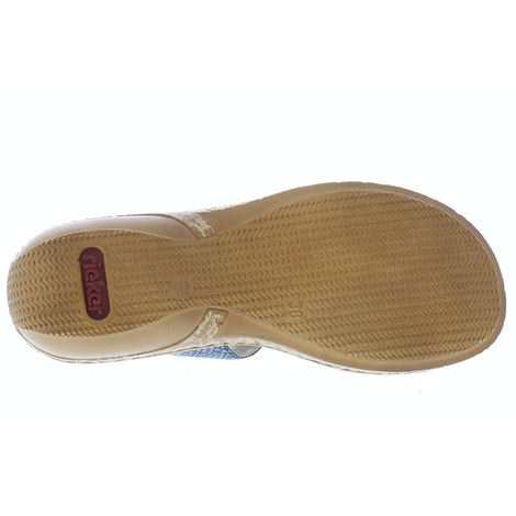 Rieker 628P9-14 ROYAL Slippers Slippers