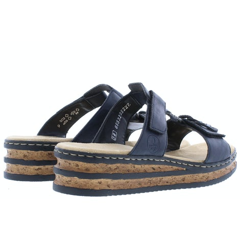 Rieker 62936-14 Pazifik Slippers Slippers