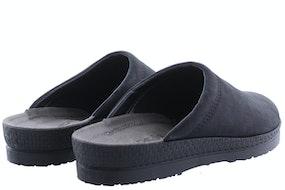 Rohde 2762/90 schwarz Herenschoenen Pantoffels