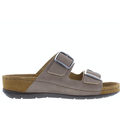 Rohde 5856/18 ginger Slippers Slippers