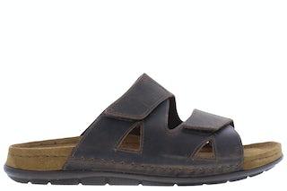 Rohde 5914/72 Mocca Herenschoenen Slippers