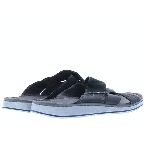 Rohde 5982/90 Schwarz Slippers Slippers