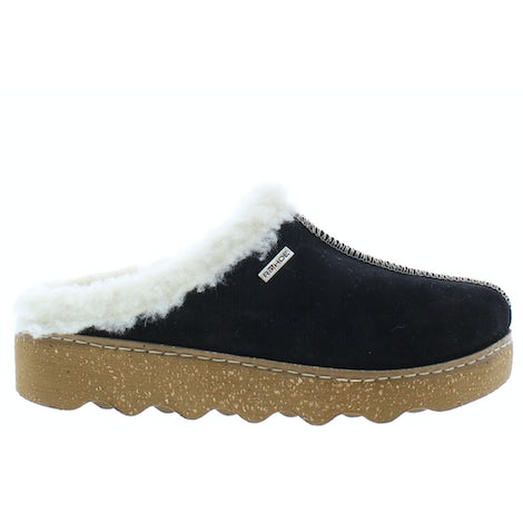 Rohde 6125 90 black Slippers Slippers