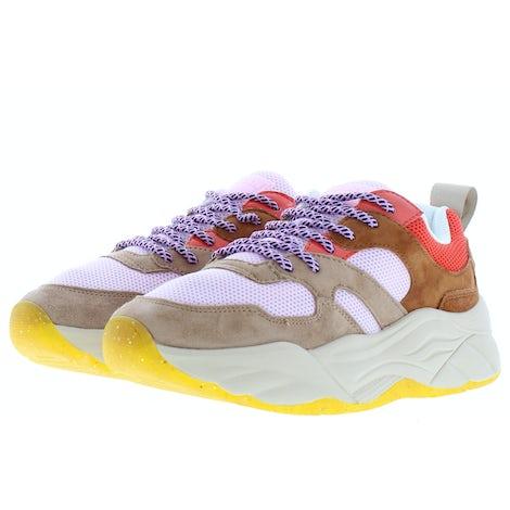 Scotch & Soda Celest 23733438 S564 pink multi Sneakers Sneakers