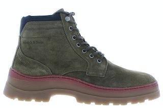 Scotch & Soda Maffei 23843387 S744 army green Herenschoenen Boots
