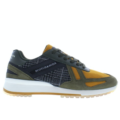 Scotch & Soda Vivex 23833416 S707 dark green Sneakers Sneakers