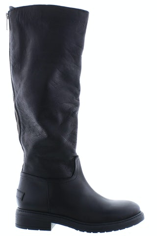 Shabbies 191020048 black Damesschoenen Laarzen