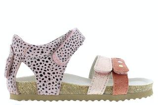 ShoesMe BI21S076-A coral Meisjesschoenen Sandalen en slippers