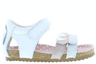 ShoesMe BI21S080-D white Meisjesschoenen Sandalen en slippers