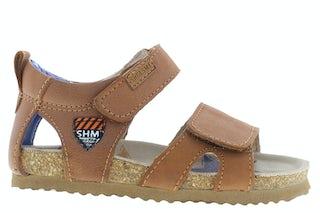 ShoesMe BI21S096-A cognac Jongensschoenen Sandalen en slippers