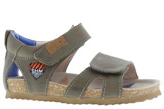 ShoesMe BI21S096-C green Jongensschoenen Sandalen en slippers