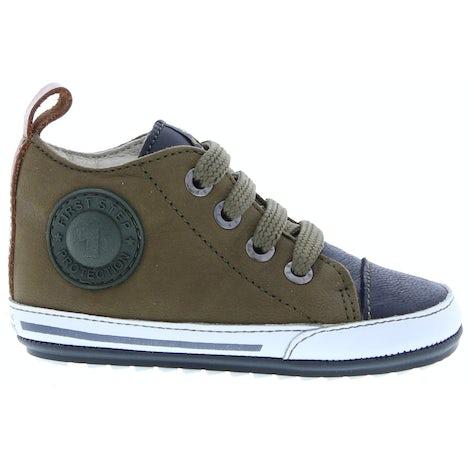 ShoesMe BP20S004-J green Sneakers Sneakers