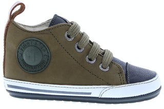 ShoesMe BP20S004-J green Jongensschoenen Sneakers