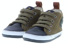 ShoesMe BP20S004-J green Jongensschoenen Sneakers