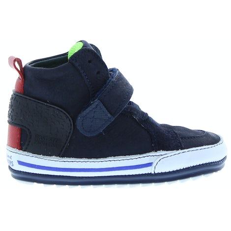 ShoesMe BP20W018-A marino Klittebandschoenen Klittebandschoenen