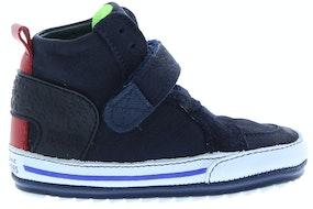ShoesMe BP20W018-A marino Jongensschoenen Klittebandschoenen