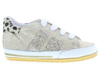 ShoesMe BP21S024-C gold Meisjesschoenen Veterschoenen