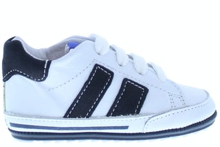 ShoesMe BP21S024-D white Jongensschoenen Sneakers