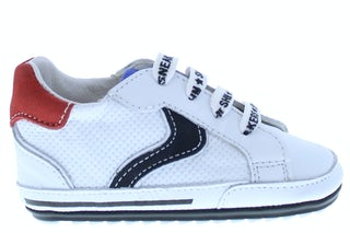 ShoesMe BP21S056-A white Jongensschoenen Sneakers