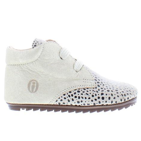 ShoesMe BP21W027-B gold beige black Booties Booties